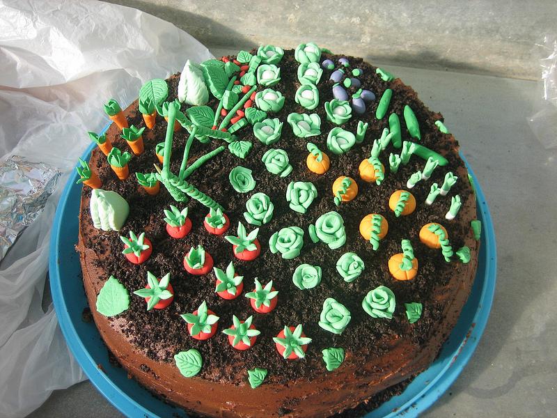 Se celebró un concurso de tartas, muy ricas y creativas.